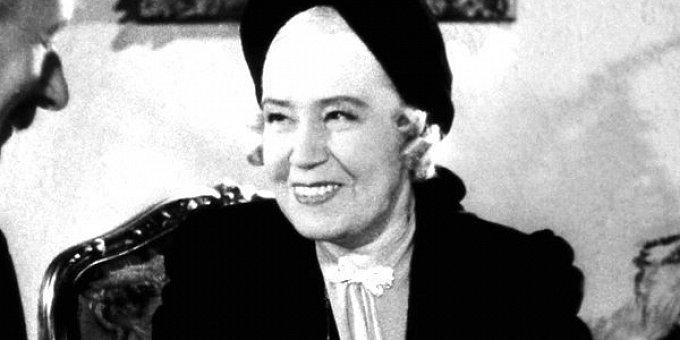 Růžena Šlemrová: Herečka, kterou proslavily zlé tchyně