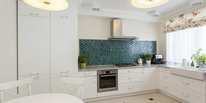 Nejkrásnější mozaiky v kuchyni. Inspirujte se!