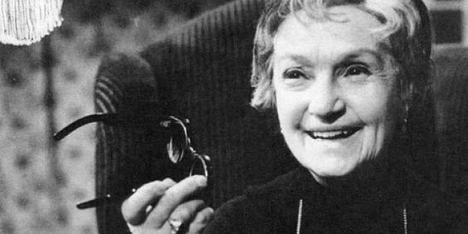 Marie Rosůlková: Neměla talent na manželství a žila se svým bratrem