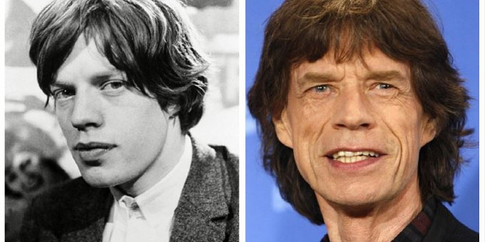 Stovky milenek: Kdo prošel postelí Micka Jaggera z Rolling Stones?