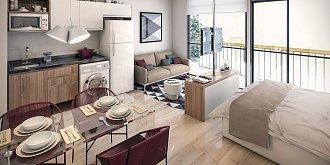 Praktické tipy pro malé byty. Galerie plná inspirace