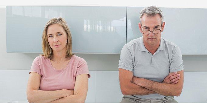 Jak poznat potíže ve vztahu? Sledujte řeč těla