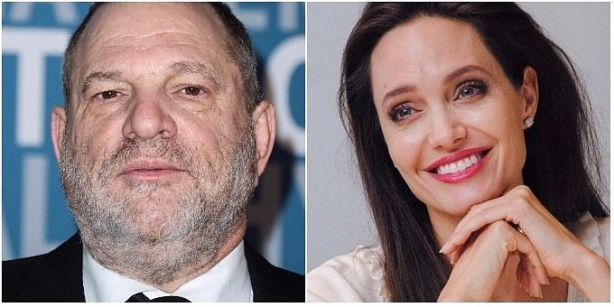 Skandál v Hollywoodu: Angelina a další krásky obětí sexuálního obtěžování