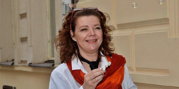 Herečka Magda Reifová: Moje koníčky jsou víno a gaučink