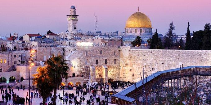Jeruzalém – město koček