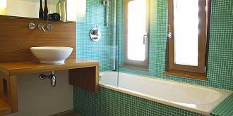 Zelená koupelnám sluší: Podívejte se na ty nejkrásnější