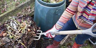 Máte zdravý kompost? Co pro něj musíte na jaře udělat
