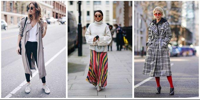Co si obléct v aprílovém počasí? Kombinujte jarní a zimní kousky