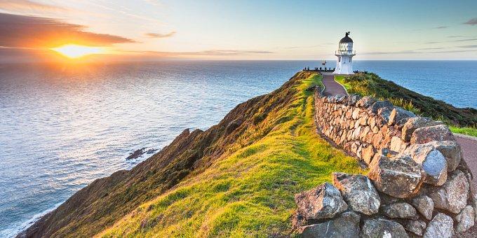 Nový Zéland po vlastní ose