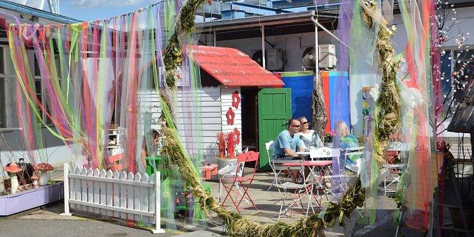 Creative World – místo pro oslavy, tvorbu, dobré jídlo a zážitky každý den