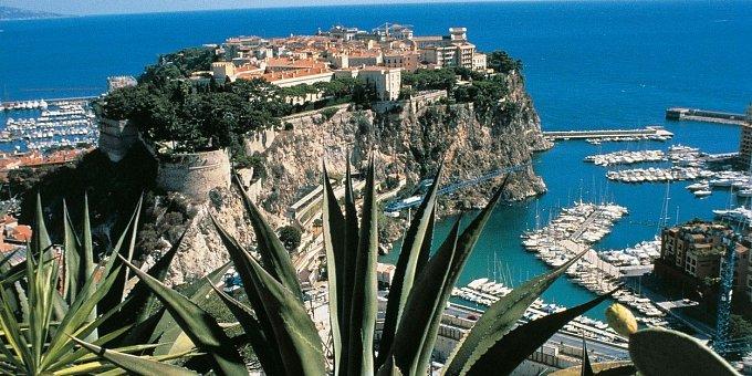 Monako: Výlet nejen pro hráče