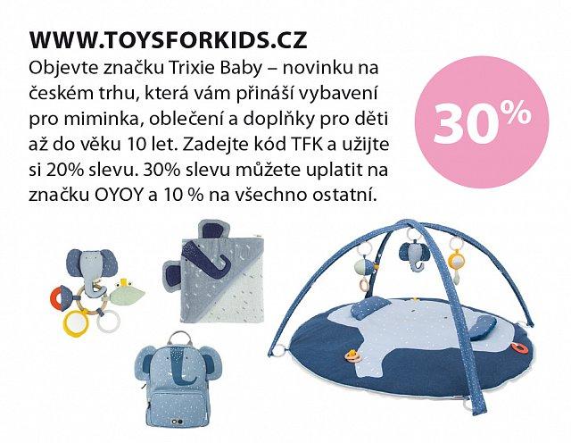Obrázek kupónu - Toys for kids