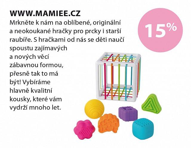 Obrázek kupónu - Mamiee