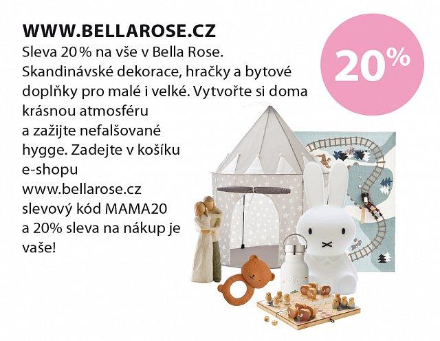 Obrázek kupónu - Bellarose