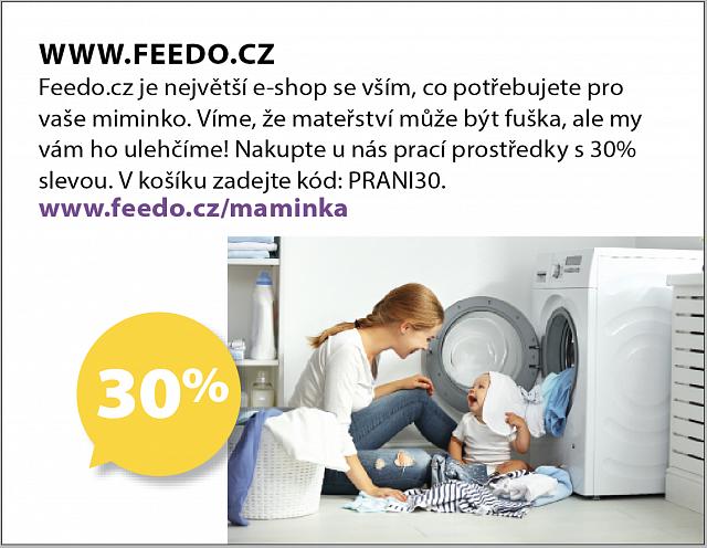Obrázek kupónu - WWW.FEEDO.CZ