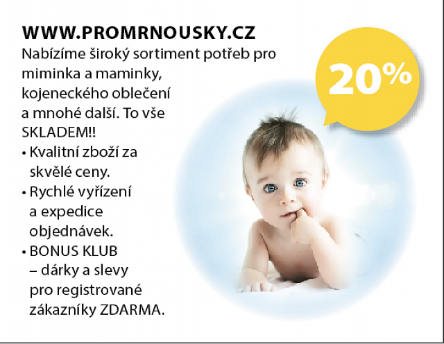 Obrázek kupónu - WWW.PROMRNOUSKY.CZ
