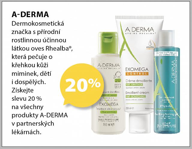Obrázek kupónu - A-DERMA