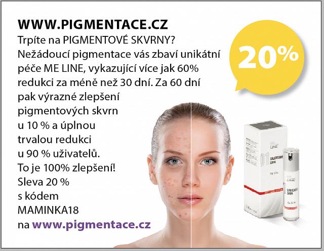 Obrázek kupónu - WWW.PIGMENTACE.CZ
