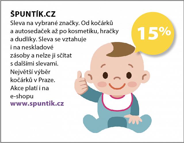 Obrázek kupónu - ŠPUNTÍK