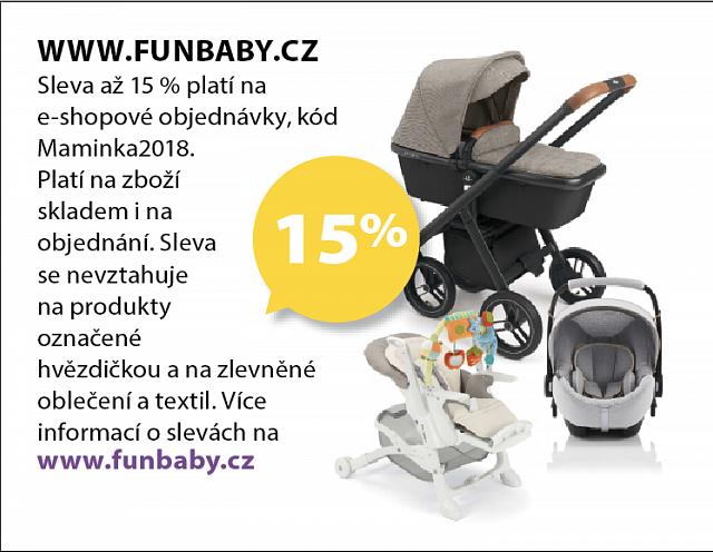 Obrázek kupónu - WWW.FUNBABY.CZ
