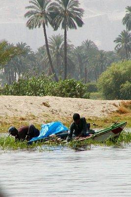 Práce na Nilu