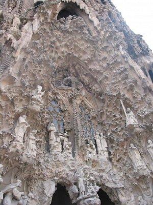 Portál Sagrada Familia