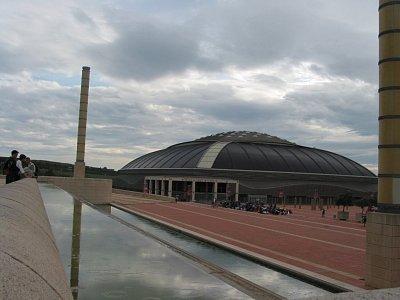 Olympijské stadiony