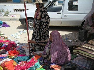 Obchodnice v Midounu