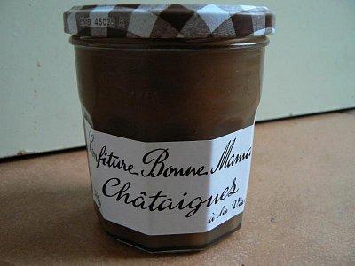 Kaštanová marmeláda