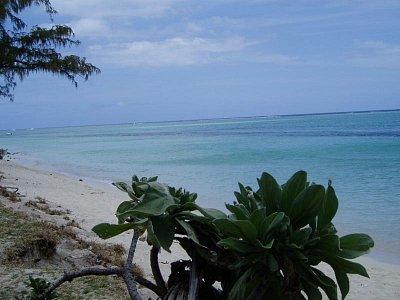 Pláže poloostrova Le Morne