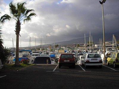 Mraky na Tenerife