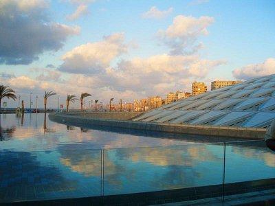 Alexandrijska knihovna (nahrál: elen)