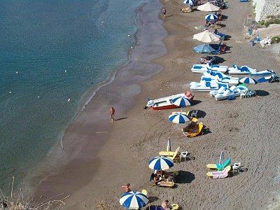 Pláž v Kalamaki (nahrál: danka)
