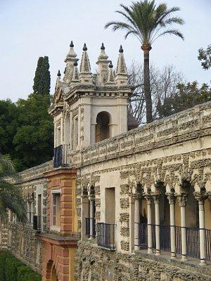 Reales Alcázares - Královský hrad (nahrál: admin2)