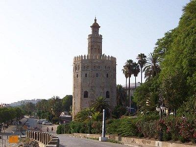 Torre del Oro - Distribuováno pod GNU Free Documentation License