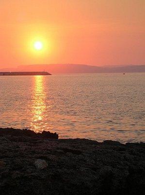 Západ slunce na Maltě (nahrál: admin)