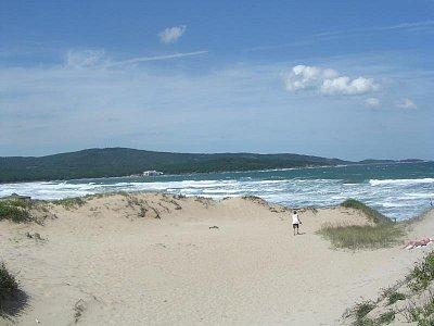 Písečné duny (nahrál: Mira)