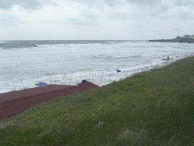 Rozbouřené moře (nahrál: Mira)