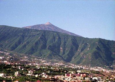 Pico del Teide (nahrál: Richard Tlaskal)