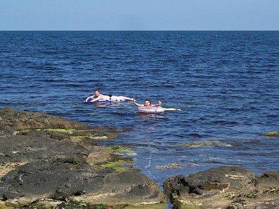 Carevo-plaž Nestinarka-skaly (nahrál: eva)