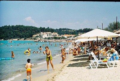 Siviri pláž - Chalkidiki, Kassandra (nahrál: Danko01)