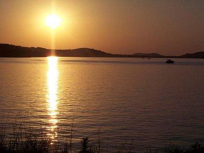 Západ slunce na Murteru (nahrál: Boca)