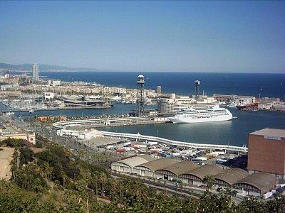 ... a ještě jednou přístav