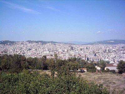 krásná Barcelona