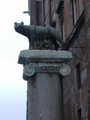 Romulus a Remus (nahrál: admin)