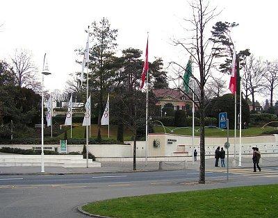 Parc Olympique (nahrál: Marcel)