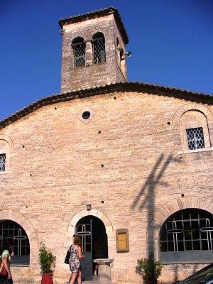 Kostel v Afitosu (nahrál: Jitule)