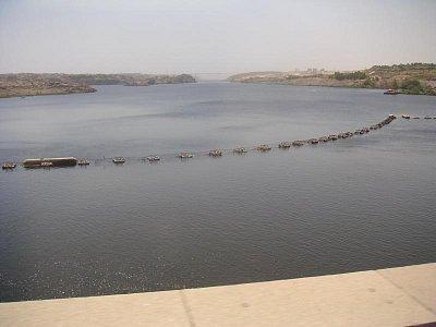 Stará asuánská přehrada (nahrál: admin)