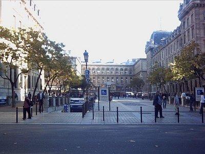 náměstí před Justičním palácem (nahrál: slávka)