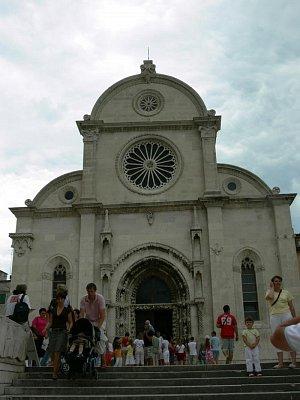 Šibenik - Kostel Sv.Jákoba